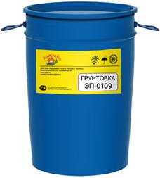 КраскаВо ЭП-0109 грунтовка (10 кг)