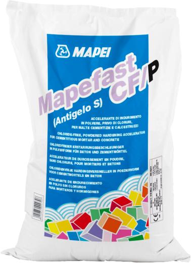 Mapei Mapefast CF/P холодная антифризная добавка