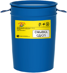 КраскаВо СД/СП смывка (40 кг)