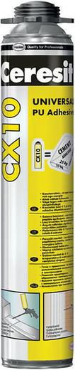 Ceresit CX 10 полиуретановый клей универсальный (850 мл)
