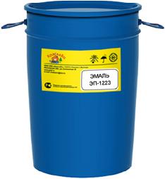 КраскаВо ЭП-1223 эмаль двухкомпонентная (полуфабрикат)