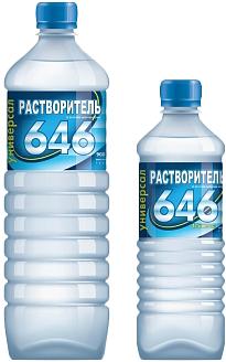 Синтез Р-646 растворитель (10 л)