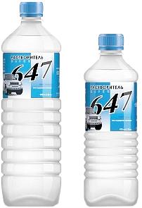 Синтез Р-647 растворитель