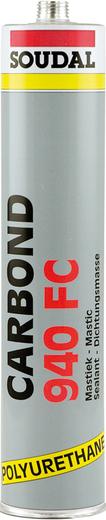 Soudal Carbond 940 FC полиуретановый клей-герметик (310 мл) белый