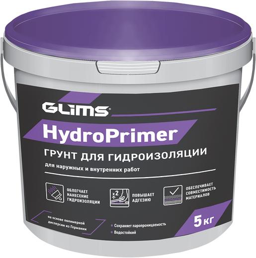 Глимс Hydroprimer грунт для гидроизоляции