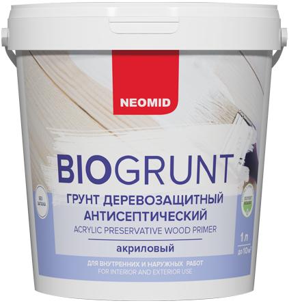 Неомид Bio грунт деревозащитный универсальный