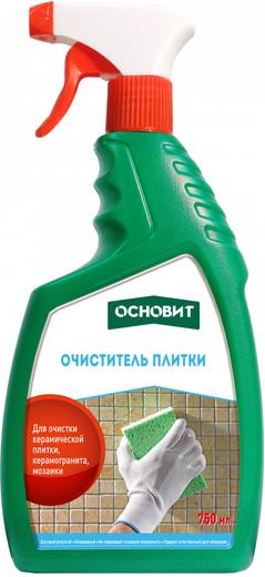 Основит очиститель плитки (750 мл)