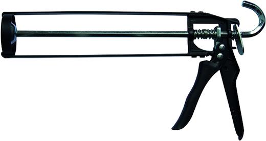 Бытовой плунжерный пистолет Iso Chemicals скелетный красный