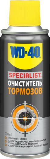 WD-40 Specialist очиститель тормозов (200 мл)