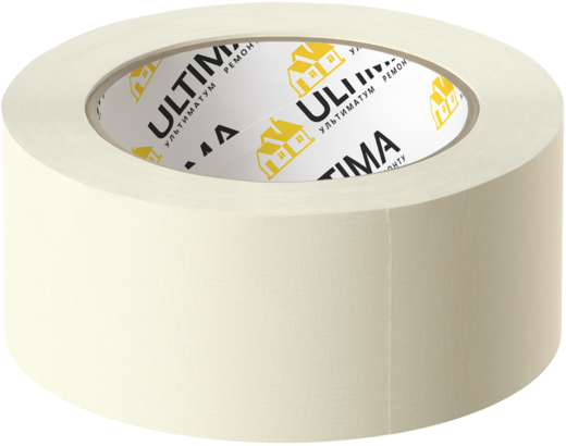 Лента малярная Ultima (50 мм*50 м)