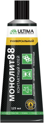 Ultima Монолит 88 контактный клей универсальный