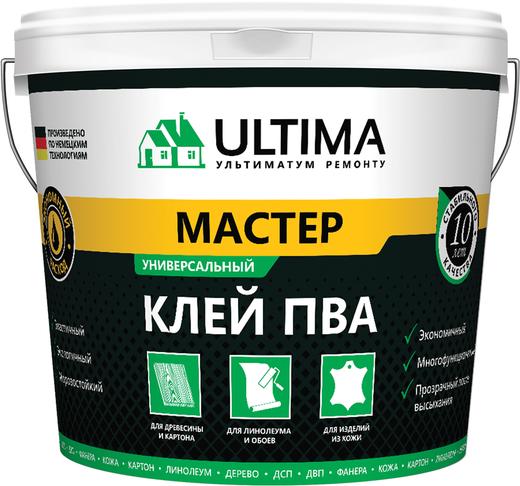 Ultima ПВА Мастер универсальный клей (2.3 кг)