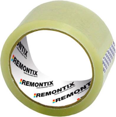 Лента клейкая скотч Remontix (50 мм*120 м/40 мкр)