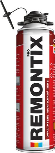 Remontix очиститель монтажной пены