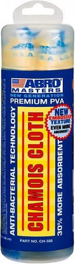 Салфетка влаговпитывающая утолщенная Abro Masters Premium PVA Chamois Cloth (680 мм*430 мм)