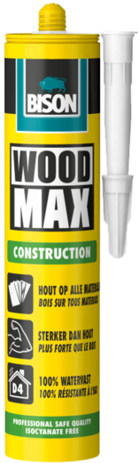 Bison Wood Max строительный клей
