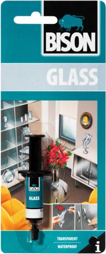 Bison Glass Adhesive клей для стекла