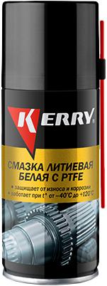 Kerry смазка литиевая белая с PTFE