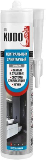 Kudo герметик нейтральный санитарный