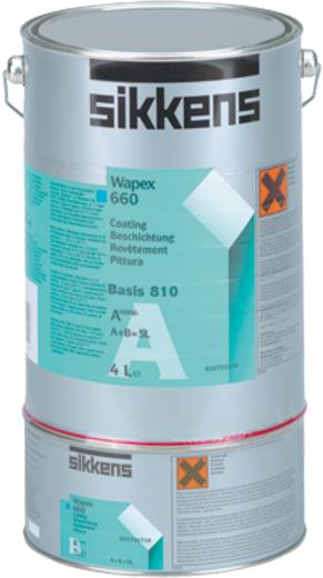 Sikkens Wood Coatings Wapex 660 эпоксидная двухкомпонентная краска
