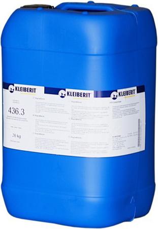 Клейберит Supratherm 436.3 полиуретановая дисперсия для водостойких и термостойких клеевых соединений