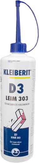 Клейберит ПВА 303.0 универсальный водостойкий клей (500 г)