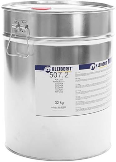 Клейберит 507.2 влагоотверждаемый полиуретановый клей (250 кг)