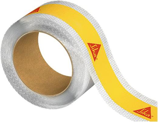 Sika Sealtape-S гидроизоляционная лента для герметизации примыканий и швов (150 мм*10 м)