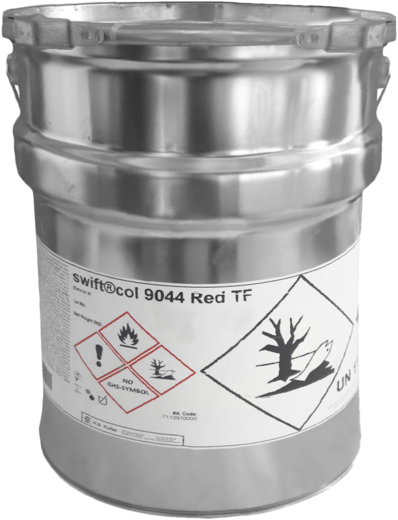 Rakoll Swift Col 9044 Red TF клей на основе растворителя (15 кг)