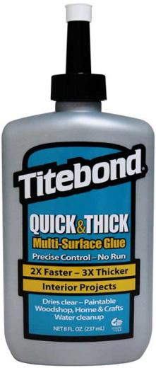 Titebond Quick & Thick клей