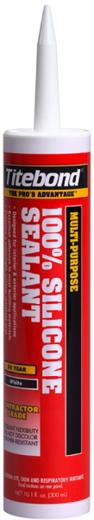 Titebond 100% Silicone Sealant герметик
