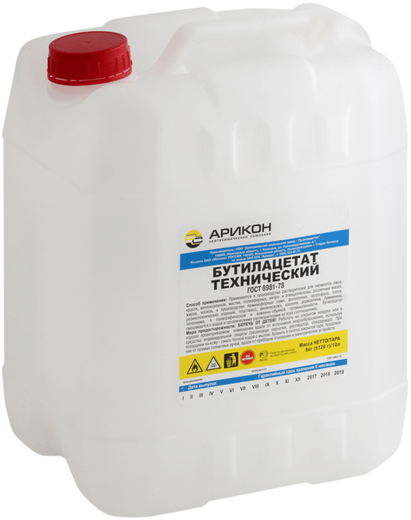 Арикон бутилацетат (21.5 л)