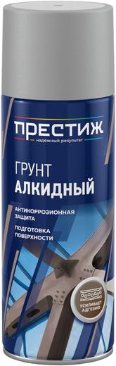 Престиж грунт алкидный аэрозоль для внутренних и наружных работ (425 мл) белый