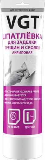 ВГТ шпатлевка для заделки трещин и сколов акриловая