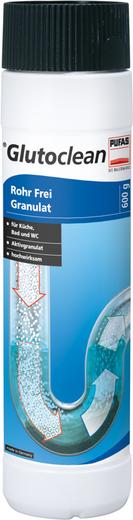 Пуфас Glutoclean Rohr Frei Granulat очиститель труб в гранулах (600 г)