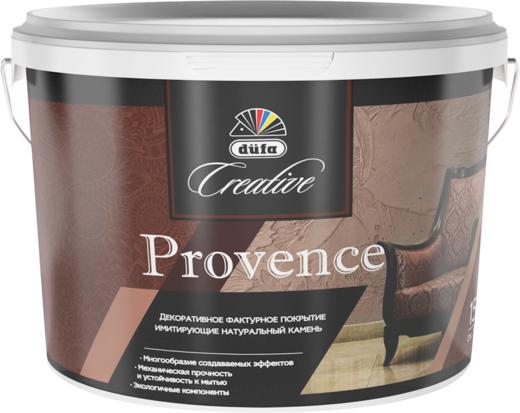 Dufa Creative Provence декоративное фактурное покрытие (15 кг)