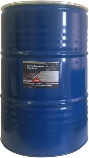 Мастиков БНД 60/90 битум дорожный (210 кг) черный