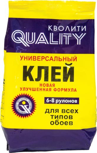Quality универсальный клей для всех типов обоев (200 г)