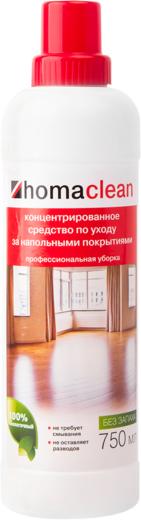 Homa Homaclean концентрированное средство по уходу за напольными покрытиями (750 мл)