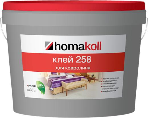 Homa Homakoll 258 клей для ковролина (1.3 кг)