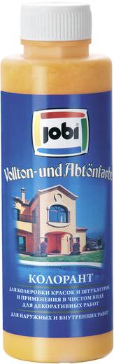 Jobi Vollton und Abtonfarbe колорант