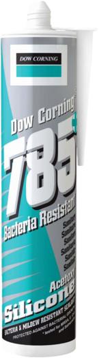 Dow Corning 785 Bacteria Resistant герметик силиконовый сантитарный (310 г) бесцветный