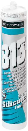 Dow Corning 813 герметик силиконовый для фасадных швов