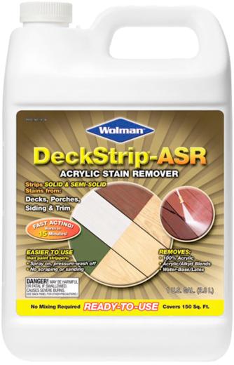 Rust-Oleum Wolman DeckStrip смывка пропиток