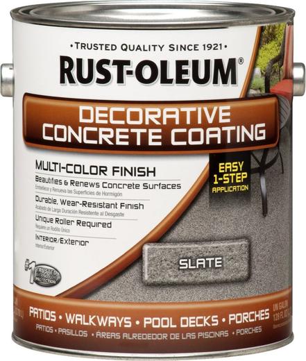 Муфта для нанесения декоративных покрытий Rust-Oleum Decorative Concrete Coating