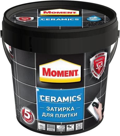 Момент Ceramics затирка для плитки
