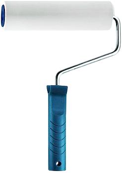 Валик для прикатки обоев Color Expert (45 мм) гладкий полиуретан в сборе