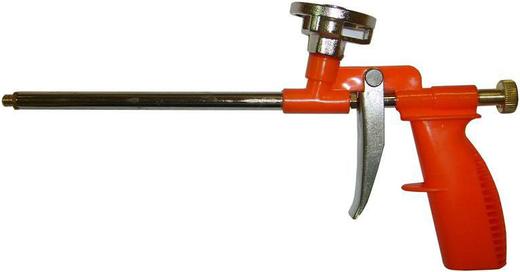 Пистолет для монтажной пены облегченный корпус Шабашка