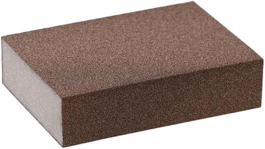 Блок для шлифования Flexifoam ZF (98 мм*69 мм*26 мм) Р100