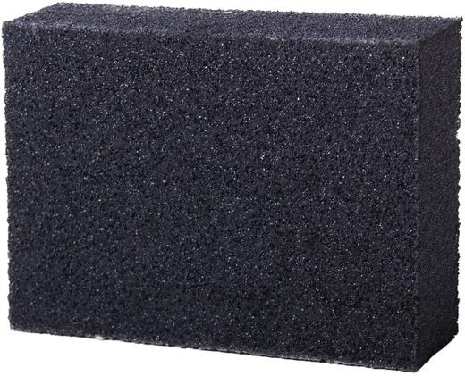 Губка абразивная Бибер (100 мм*70 мм*25 мм) Р220